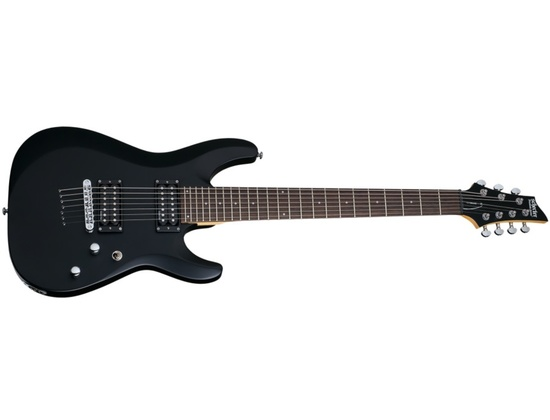 schecter c 7 deluxe reviews prices equipboard. Black Bedroom Furniture Sets. Home Design Ideas