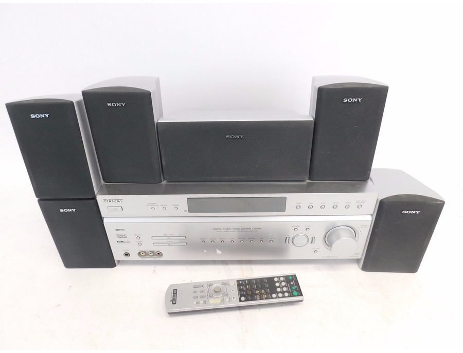Sony 5 1 home theatre system str k870p xl