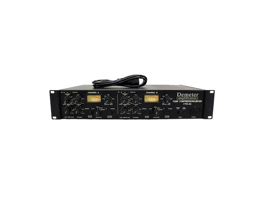Demeter VTCL-2a Stereo Tube Compressor