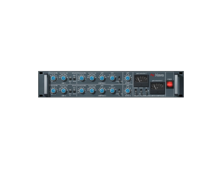Universal Audio Neve 33609 / 33609SE Compressor Plugin