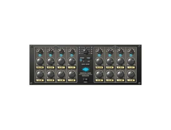Universal Audio Precision EQ Plugin