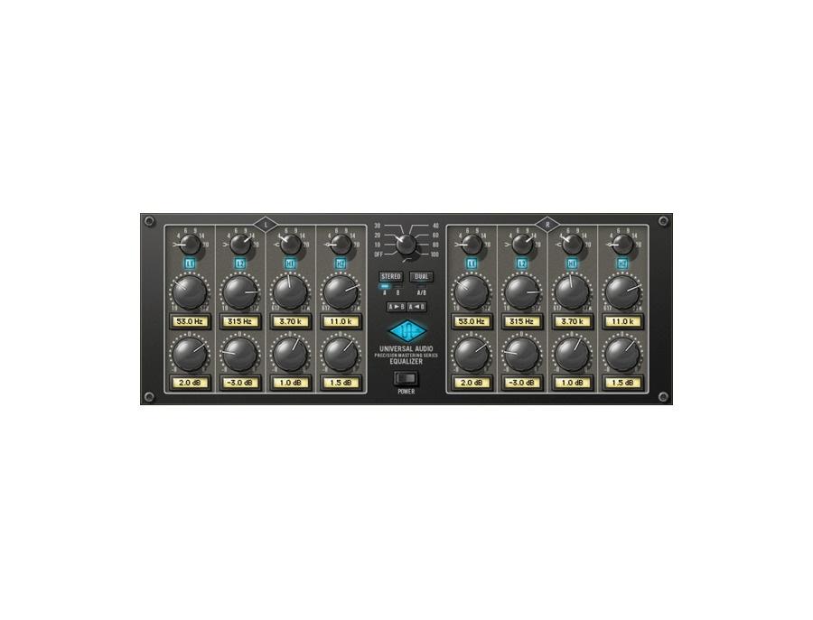 Universal Audio Precision EQ Plugin