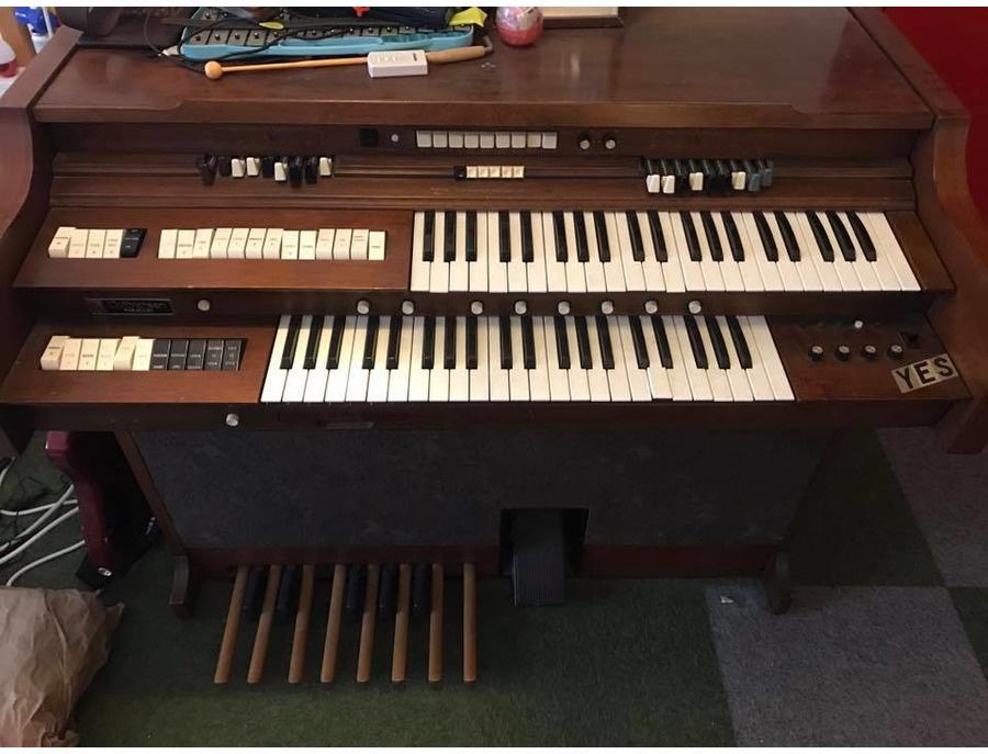 Gulbransen paragon 1973 organ xl