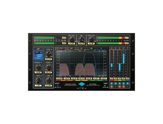 Universal Audio Precision Multiband Plugin