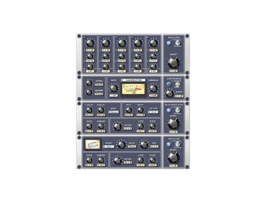 Universal Audio CS-1 Channel Strip Plugin