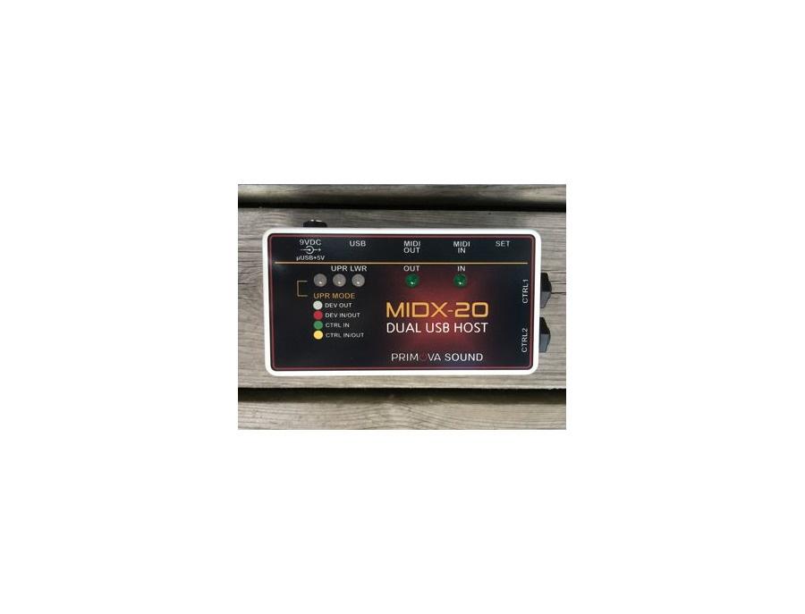 Primova sound midx 20 xl