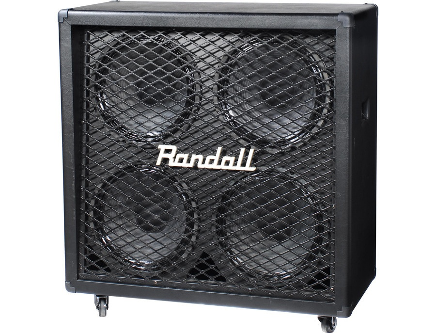 randall xl 4x12 cabinets with celestion vintage 30 speakers