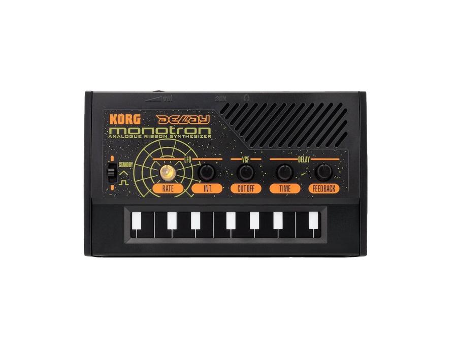 Korg monotron delay analog ribbon synthesizer xl