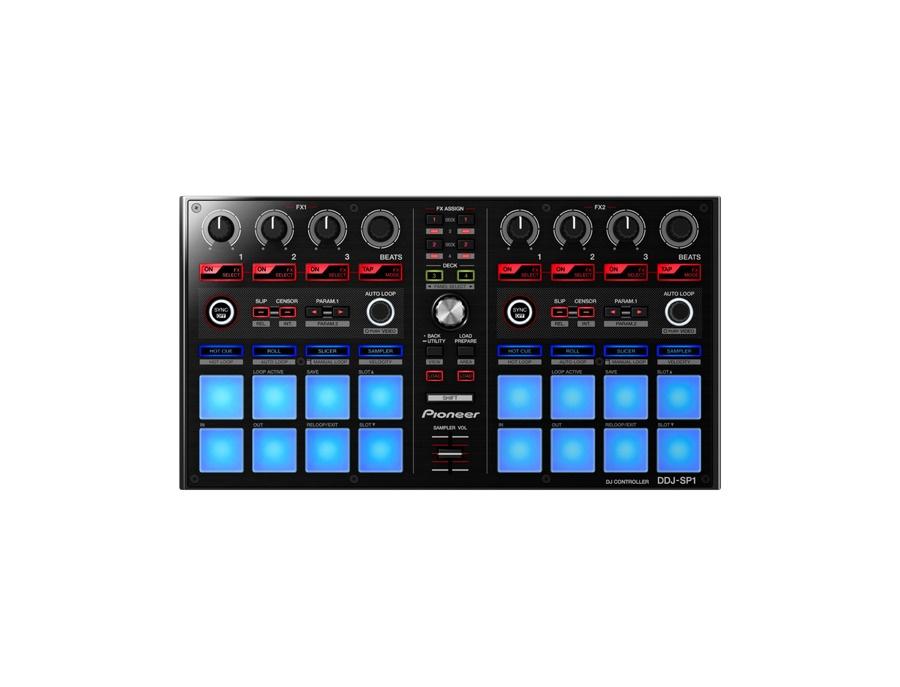 Pioneer DDJ-SP1 DJ Sub-Controller for Serato