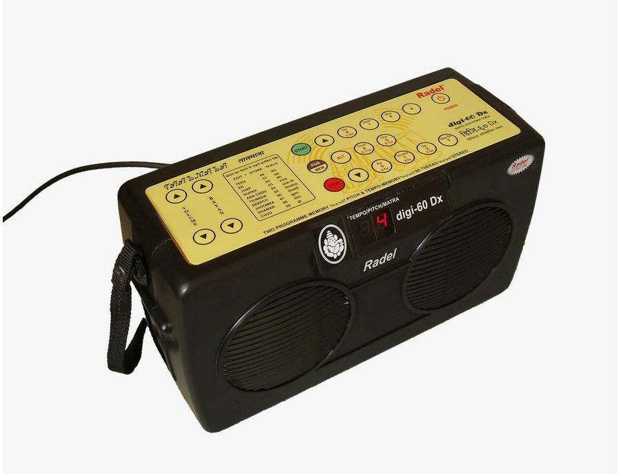 RADEL Digi 60 TAALMALA Electronic Tabla