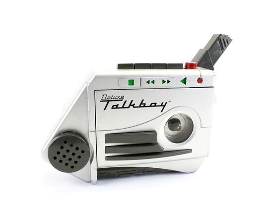 Talkboy Deluxe Cassette Recorder by Tiger (Vintage 1993)
