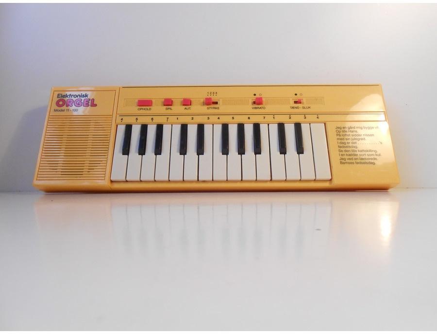 Elektronisk Orgel Model 11-100
