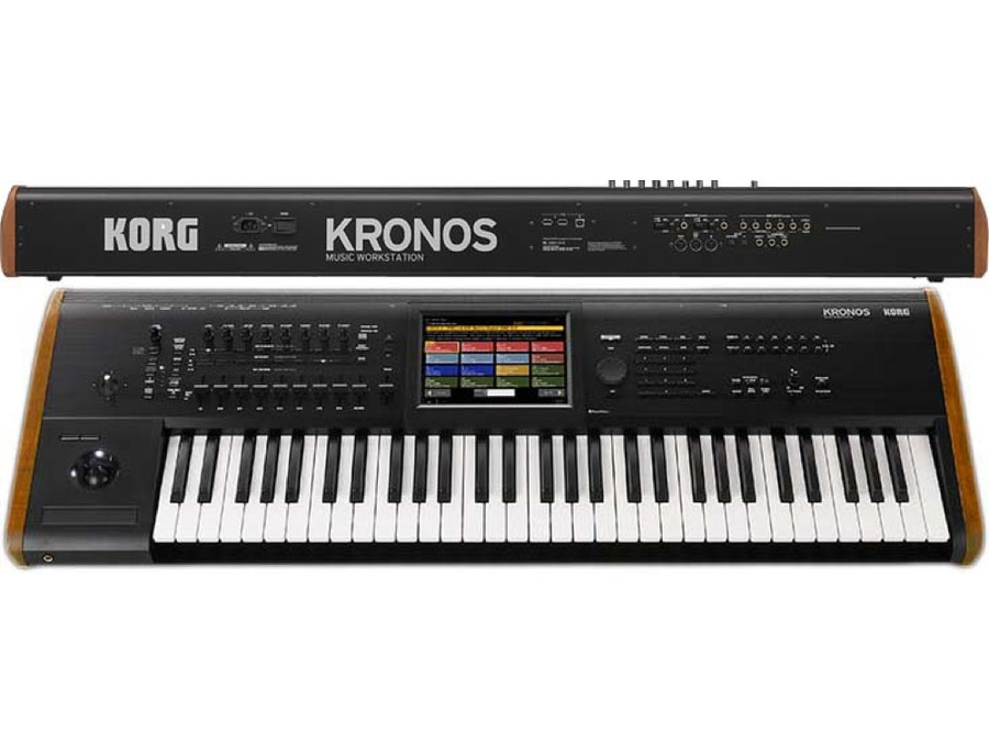 Korg Kronos 2 61 Reviews & Prices | Equipboard®