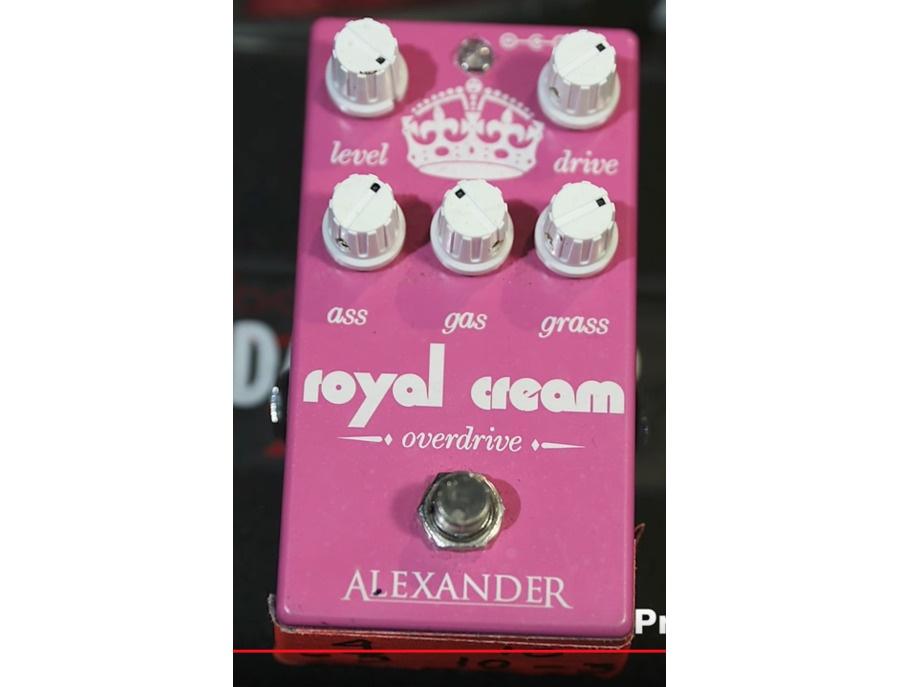 Alexander Royal Cream