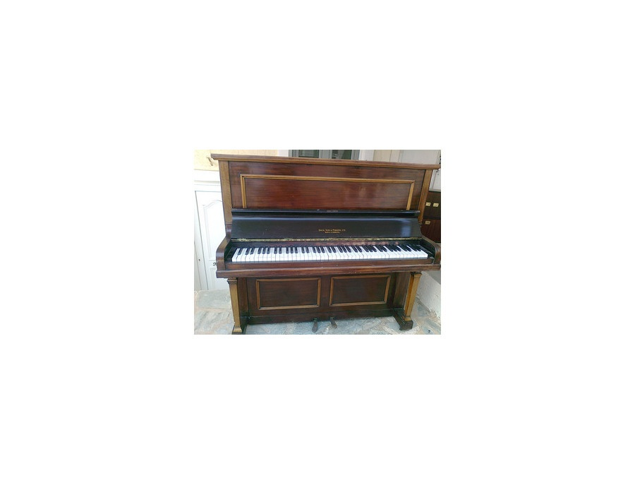 Duck son pinker upright piano xl