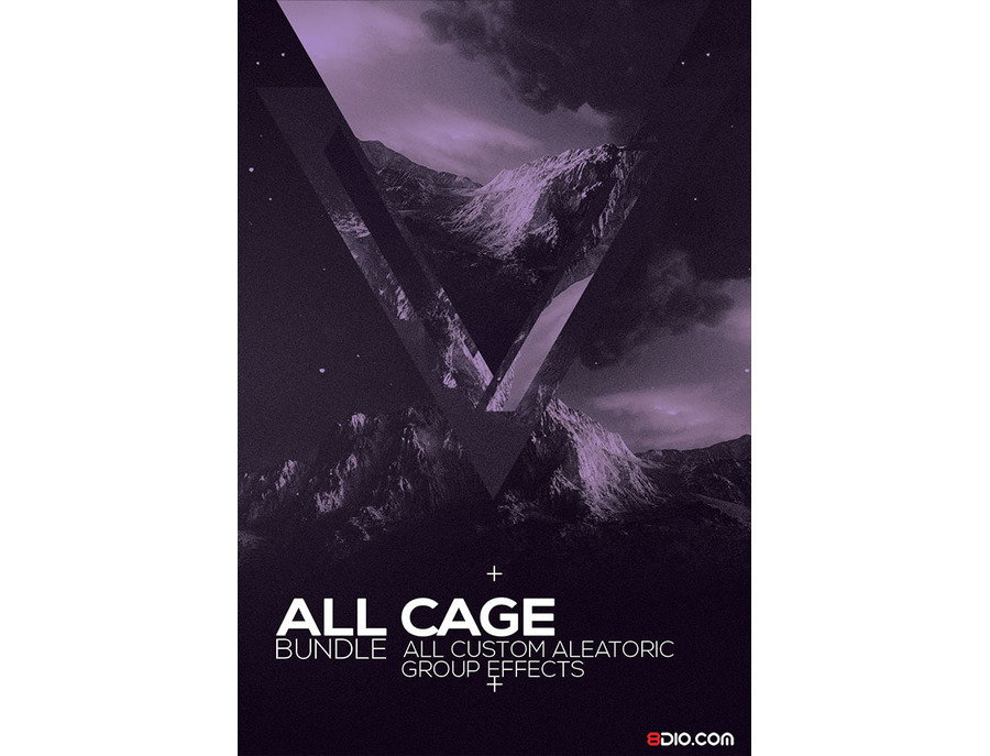 8DIO - CAGE Bundle: Strings, Brass & Winds Reviews & Prices