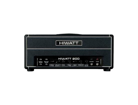 Hiwatt DR201BK Custom 200