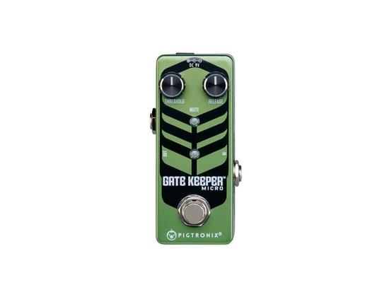 Pigtronix Gatekeeper Micro Reviews Amp Prices Equipboard 174