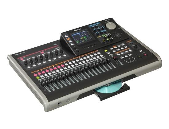 Tascam DP-24 Mixer