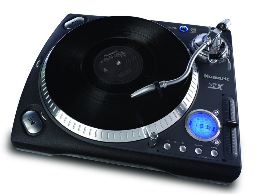 Numark ttx turntable xl