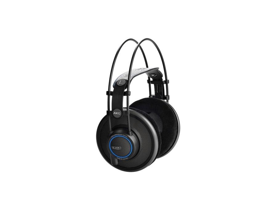 Akg k702 open studio reference headphones xl