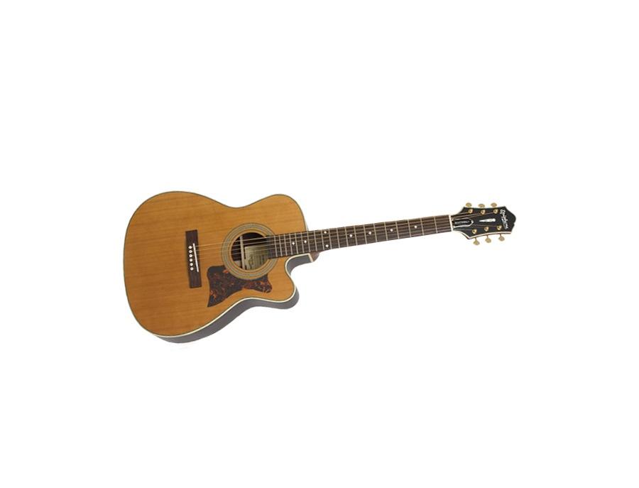Epiphone masterbilt ef 500rcce acoustic guitar xl