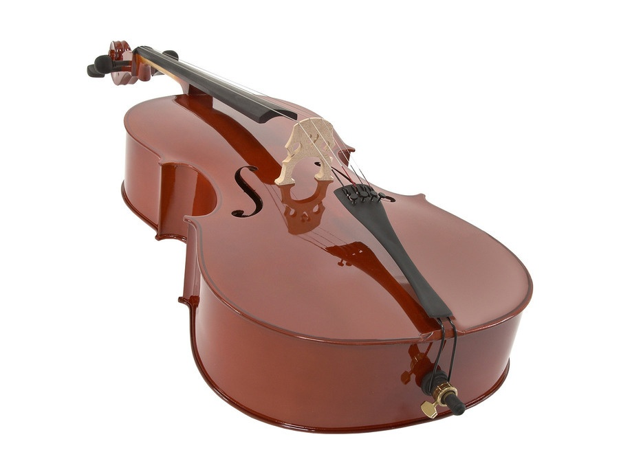 Gear4Music Student Cello Outfit 4/4