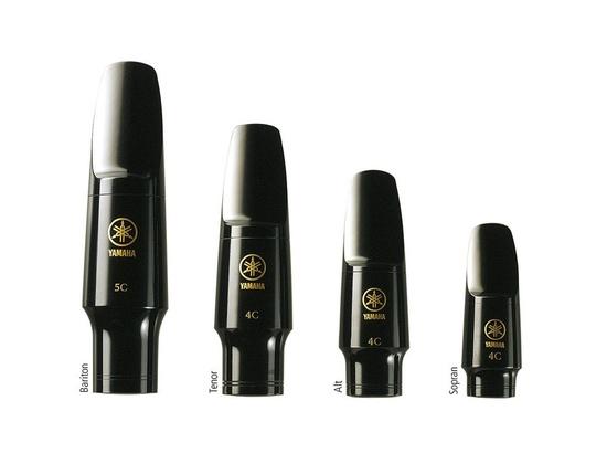 Yamaha 4C/5C Saxophone mouthpiece (SATB)
