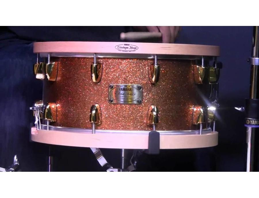 Yamaha elvin jones signature snare drums xl
