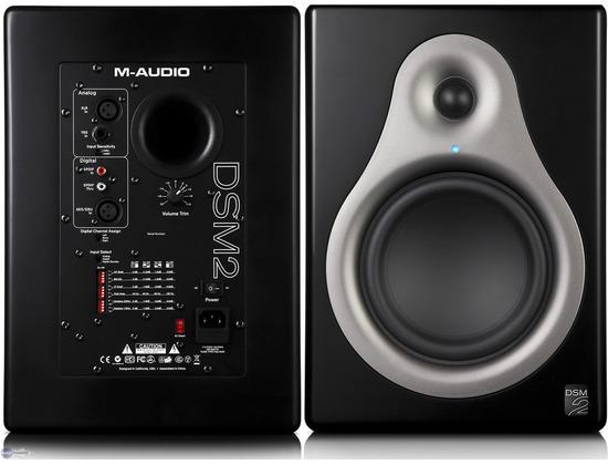 M-Audio Studiophile DSM2 Studio Monitors