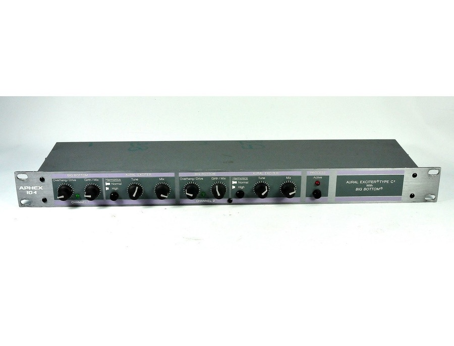 Aphex Aural Exciter Type C With Big Bottom