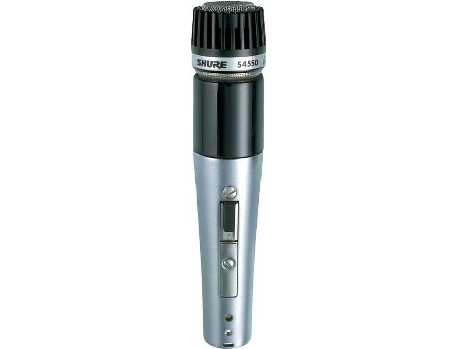 Shure UNIDYNE III 545SD Dual Impedance Unidirectional Microphone