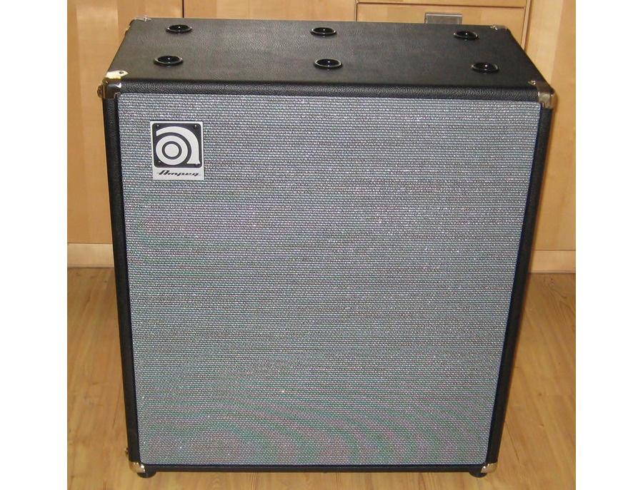 Ampeg v4 4x12 cabinet xl