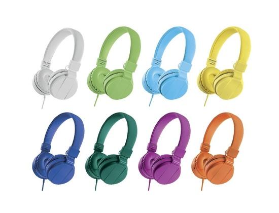 Silvercrest Headphones