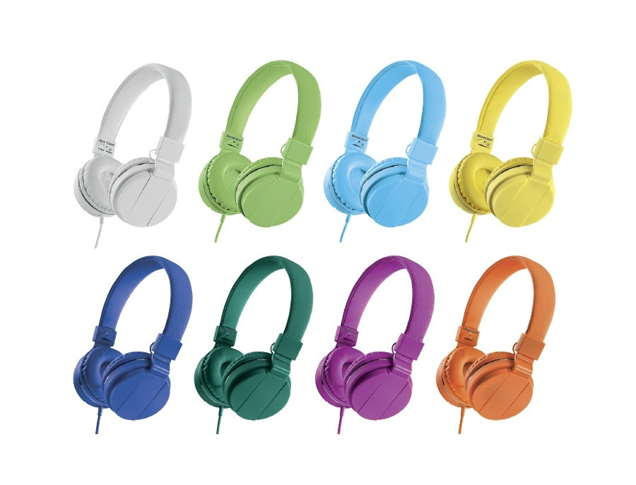 Silvercrest headphones xl