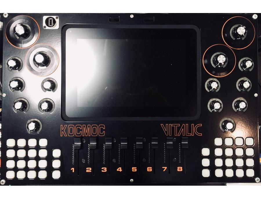 Kocmoc controller ableton xl
