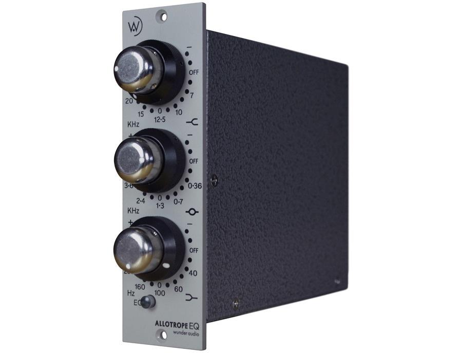 Wunder Audio Allotrope EQ