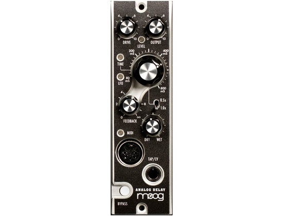 Moog 500 Series Analog Delay