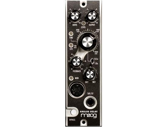 Moog 500 Series Analog Delay