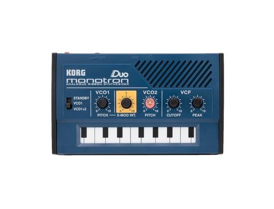 Korg Monotron DUO Aanalog Ribbon Synthesizer