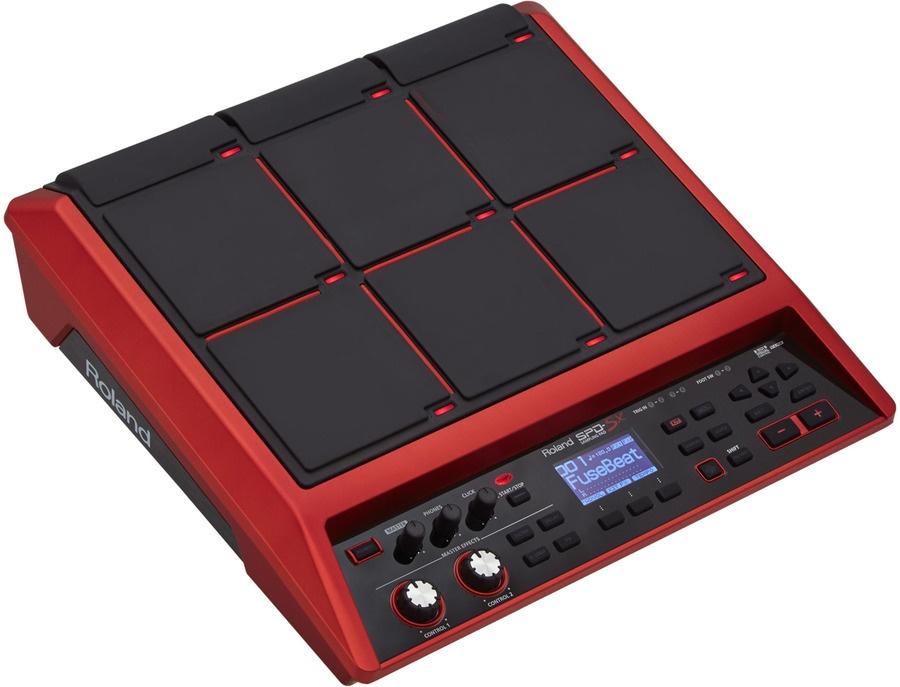 Roland spd sx special edition sampling pad xl