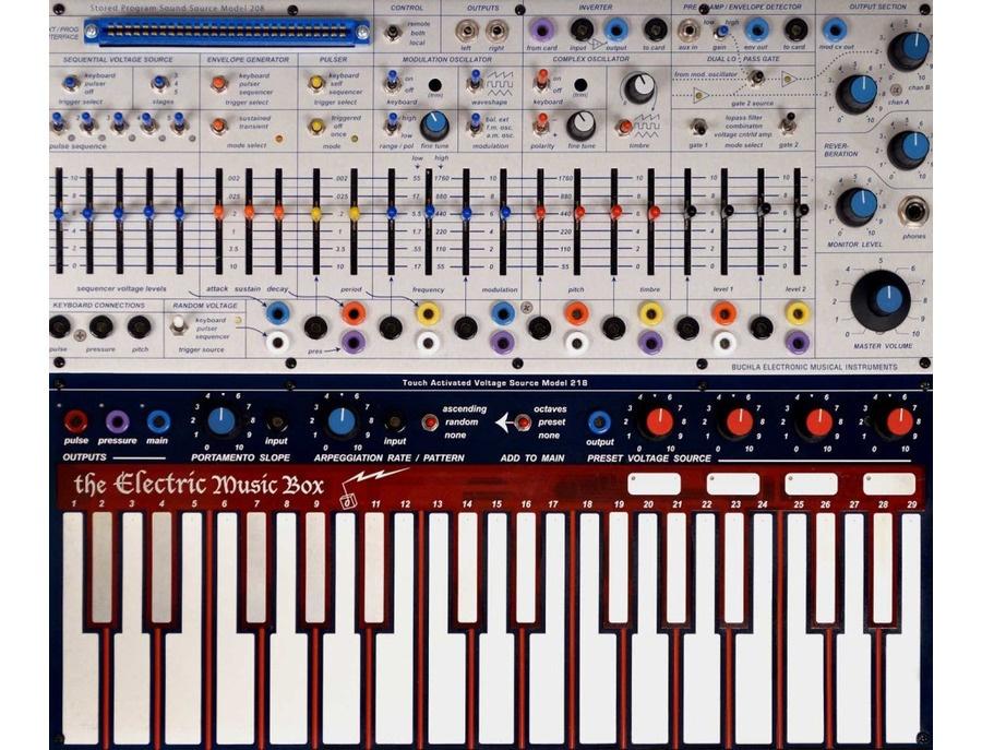 Buchla music easel xl