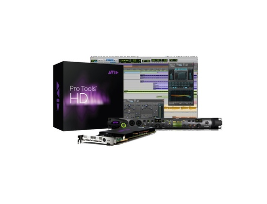 Avid Pro Tools|HDX + HD OMNI I/O Interface