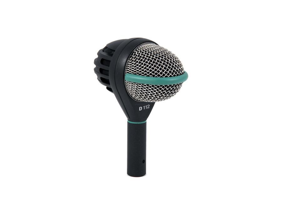 Akg d 112 mkii professional kick drum microphone xl