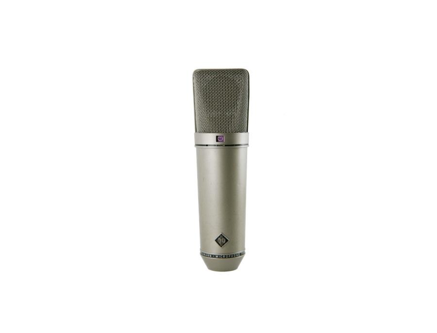 Neumann u67 multi pattern tube condenser microphone xl