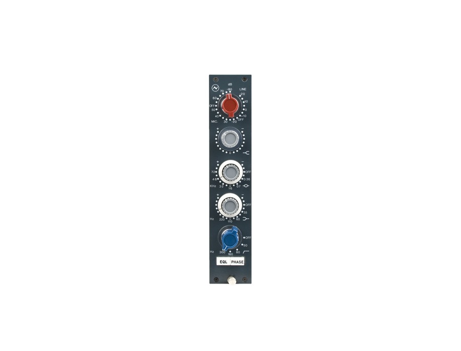 Ams neve 1073 mic preamp equalizer xl