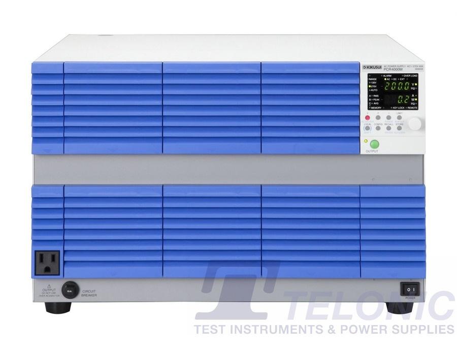 Kikusui pcr4000m power supply xl