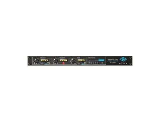 Universal Audio Precision De-Esser Plugin