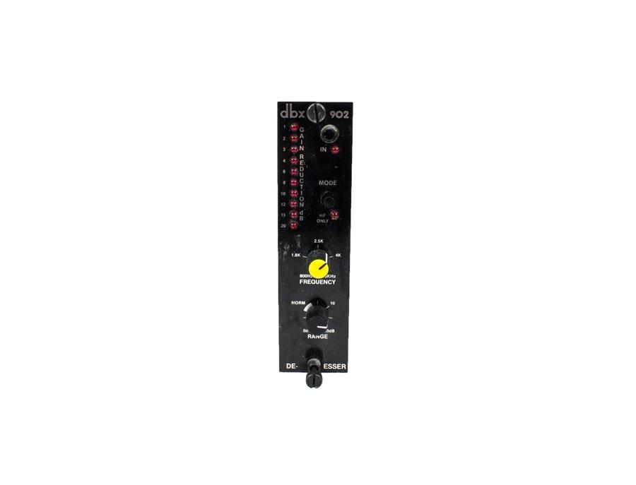 DBX 902 De-esser Module