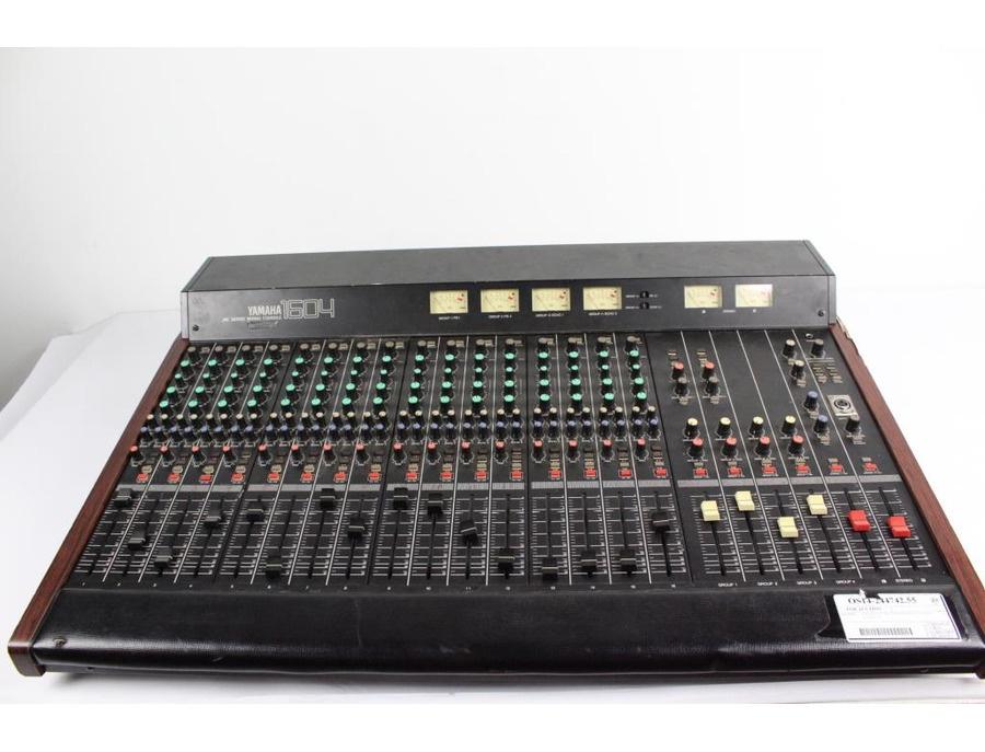 Yamaha mc 1604 mixer xl